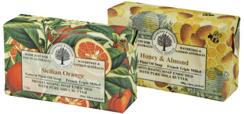 Wavertree & London Premier Fragrant Soaps
