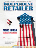May Issue of Independent Retailer Magazine