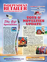Independent Retailer - Sept 2011